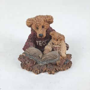 Boyds Bears Figurine Love & the Gentle Heart
